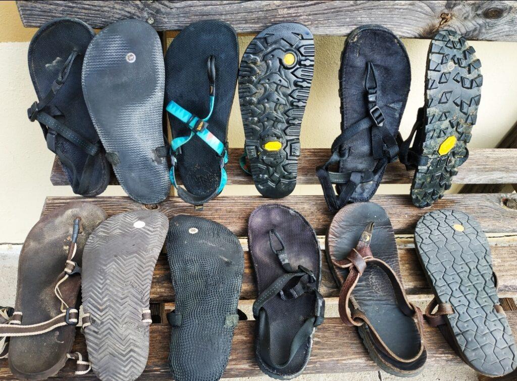 comprar sandalias para correr