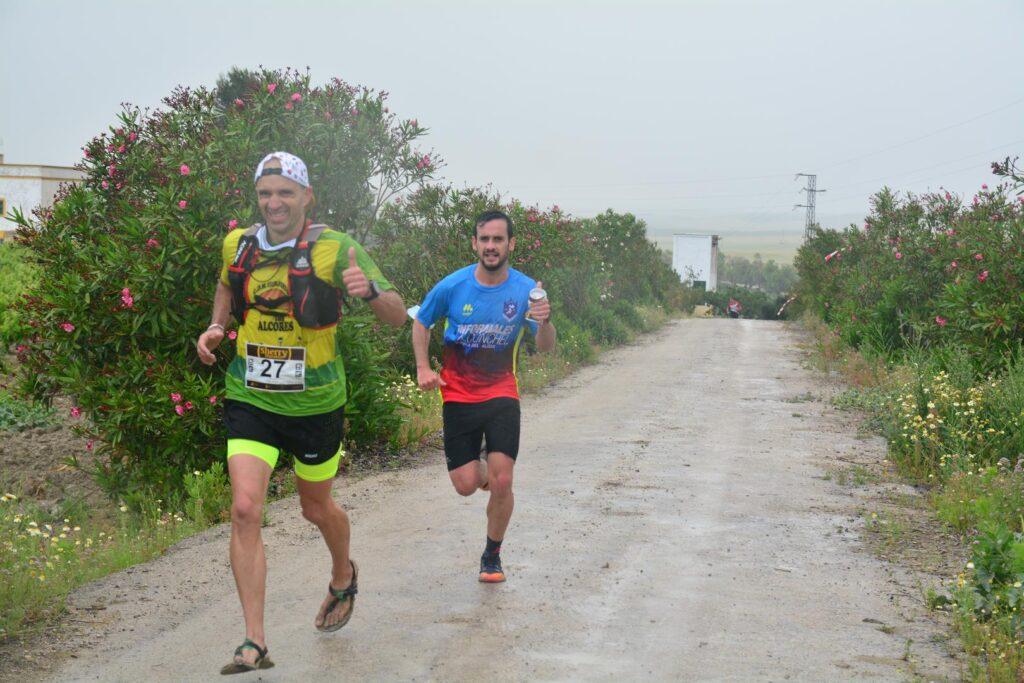 sherry maraton en sandalias